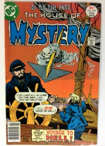 House of Mystery #250 DC 1977 VF- Bronze Age 1st Printing Comic Book