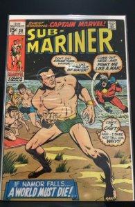 Sub-Mariner #30 (1970)