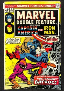 Marvel Double Feature #9 (1975)