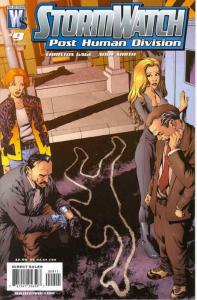 StormWatch: P.H.D. #9 VF/NM; WildStorm | save on shipping - details inside