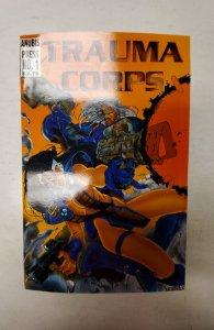 Trauma Corps #1 NM Anubis Comic Book J730