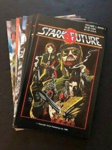 LOT OF 9-STARK:FUTURE #1-#9 VERY FINE/NEAR MINT (PF968)