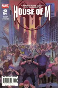 Marvel HOUSE OF M #2 NM