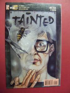 TAINTED #1  (9.0  VF/NM)  DC VERTIGO