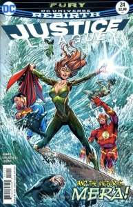 Justice League (3rd Series) #24 VF; DC | save on shipping - details inside