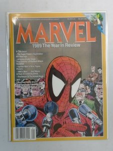 Marvel The Year in Review #1 8.0 VF (1990)