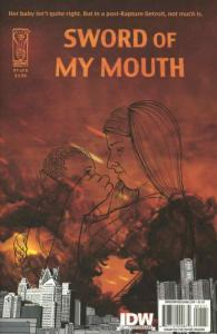 Sword of My Mouth #1 VF/NM; IDW | save on shipping - details inside