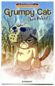 GRUMPY CAT and POKEY #1 Halloween ashcan, Promo, 2016, NM, more promos in store