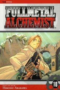 Full Metal Alchemist #10 VF/NM; Viz   save on shipping - details inside