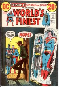 WORLDS FINEST 216 F+ March 1973 COMICS BOOK