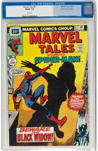 Marvel Tales #67 (Marvel, 1976) CGC 7.0 - 30 Cent Variant
