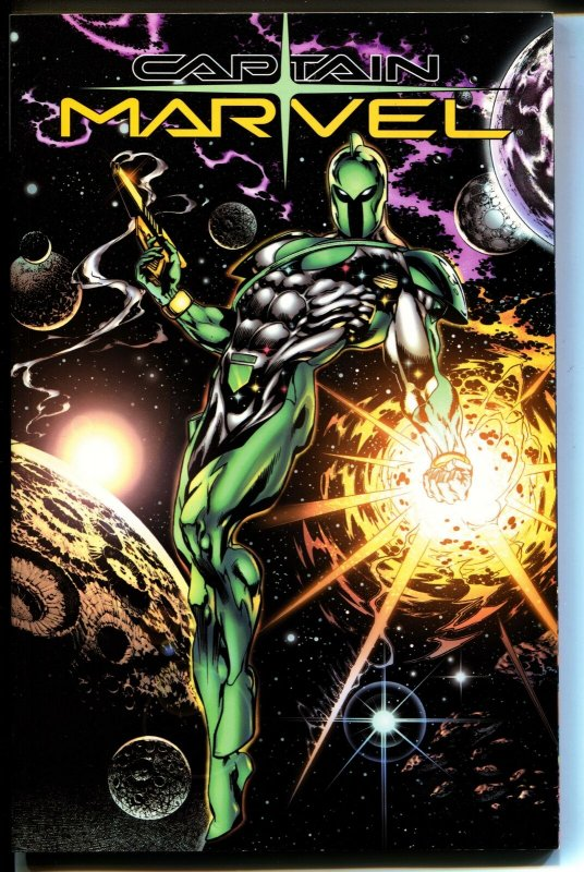 Captain Marvel: Coven- Vol. 2-Peter David