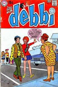 Date with Debbi #10 VG; DC | low grade comic - save on shipping - details inside