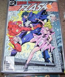 FLASH # 2  1987, DC vandal savage dc legends villian cw tv show