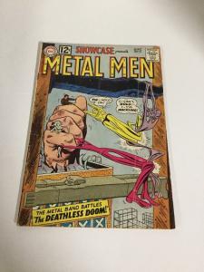 Showcase 39 Metal Men Gd/Vg Good/Very Good 3.0 Silver Age