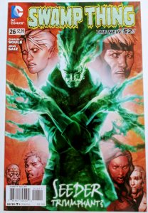 Swamp Thing #26 (2014) 1¢ Auction! No Resv! See More!