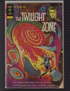 Twilight Zone #45 (Gold Key, 1972)