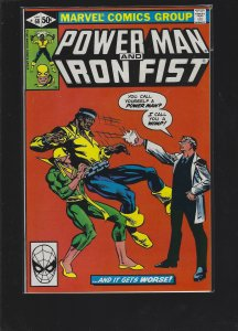 Power Man and Iron Fist #68 (1981)