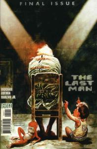Y: The Last Man #60 FN; DC/Vertigo   save on shipping - details inside