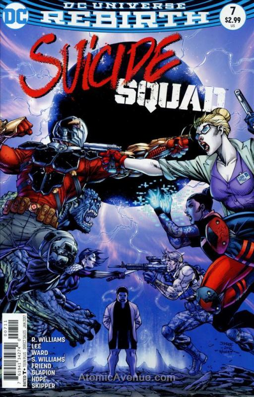 Suicide Squad (4th Series) #7 VF/NM; DC | save on shipping - details inside