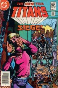 New Teen Titans (1980 series) #35, VF+ (Stock photo)
