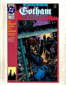 11 Comics Batman 1 2 3 4 Gotham Nights II 1 2 3 4 Grendel 1 1 2 GK58