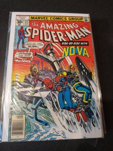 Amazing Spider-Man 171 (Marvel 1977) Nova Crossover