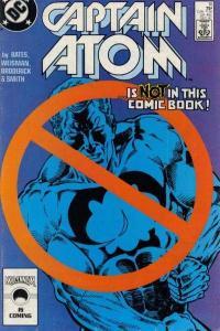 Captain Atom (1987 series) #10, VF+ (Stock photo)