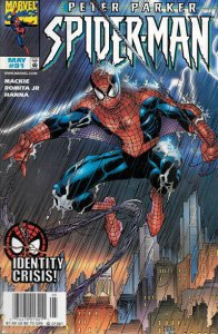 Spider-Man #91 (Newsstand) FN; Marvel | save on shipping - details inside