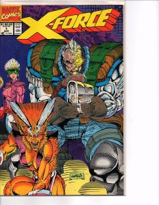Marvel Comics X-Force Vol. 1 #1 Unbagged Rob Liefeld