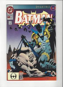 Batman #500 Knightfall Pt 19 !st New Batman   NM