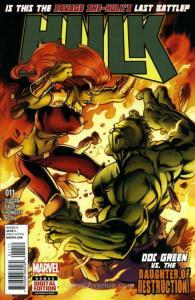 Hulk (5th Series) #11 VF; Marvel | save on shipping - details inside