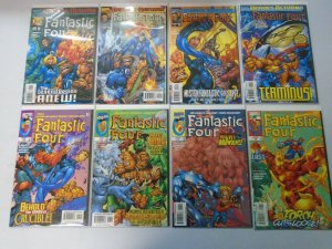 Fantastic Four lot 26 different from #1-41 avg. 8.0 VF (1998-2001 3rd Series)