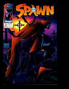 Lot Of 12 Spawn Image Comics # 2 3 4 5 6 7 8 10 11 12 13 14 Overt-Kill SM4