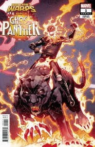 Secret Warps Ghost Panther Annual #1 Connecting Variant (Marvel, 2019) NM
