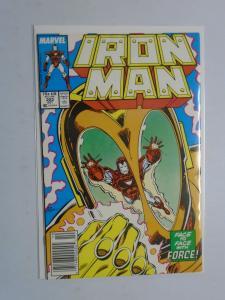 Iron Man (1st Series) #223, 7.0 (1987)