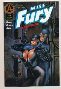 Miss Fury (1991 Adventure) #4 FN/VF Last issue of the series