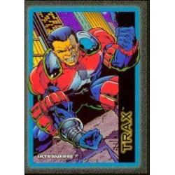 1993 Skybox Ultraverse: Series 1 TRAX #40