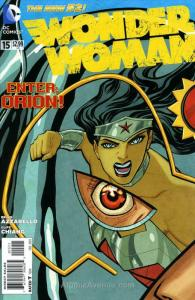 Wonder Woman (4th Series) #15 VF/NM; DC | save on shipping - details inside