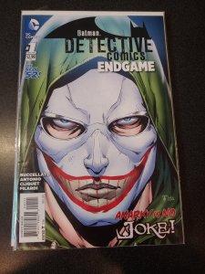 detective comics endgame #1 vf/nm joker