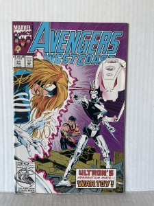 Avengers West Coast #91 (1993)  Unlimited Combined Shipping