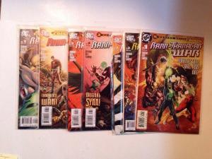 Rann-Thanagar War 1-6 Plus Special Complete Near Mint Lot Set Run