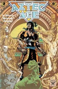 Aztec Ace #2 VF/NM; Eclipse | save on shipping - details inside