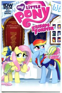 MY LITTLE PONY Friends Forever #18, NM, IDW, 1st, Amy Mebberson, 2014