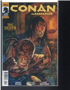 Conan #11 (Dark Horse, 2012)