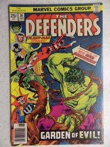 The Defenders #36 (1976)