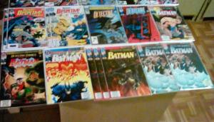 DETECTIVE COMICS (1990's LOT OF 21-ISSUES) UNREAD & STORED AWAYWhOlEsAlE