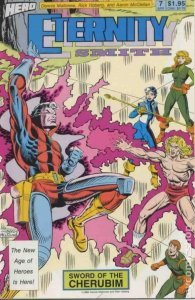 ETERNITY SMITH #7, VF/NM, Rick Hoberg, Hero, 1987 1988, more in store