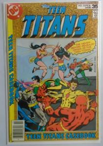 Teen Titans (Last Issue 1st Series) #53, 6.0/FN (1978)
