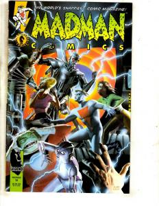 9 Madman Dark Horse Comic Books # 10 11 12 13 14 1 3 1 4 Tundra AAA Pop CJ3